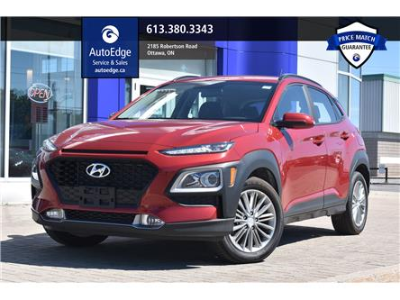 2020 Hyundai Kona 2.0L Preferred (Stk: A0232) in Ottawa - Image 1 of 30