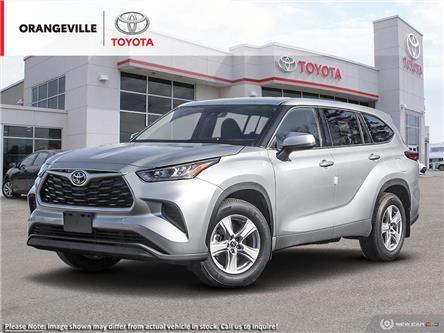 2020 Toyota Highlander LE (Stk: H20363) in Orangeville - Image 1 of 23