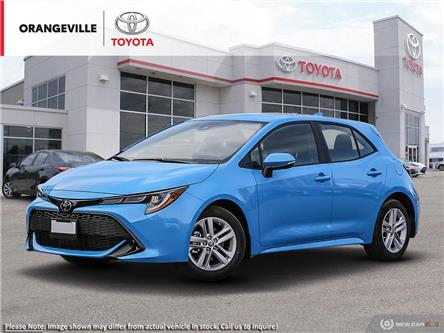 2020 Toyota Corolla Hatchback Base (Stk: H20447) in Orangeville - Image 1 of 23