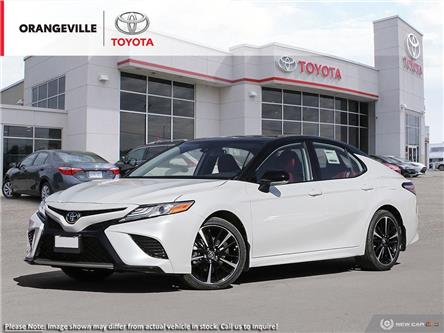 2020 Toyota Camry XSE (Stk: H20410) in Orangeville - Image 1 of 23