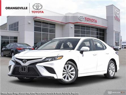 2020 Toyota Camry SE (Stk: H20372) in Orangeville - Image 1 of 24