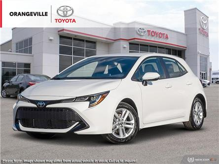 2020 Toyota Corolla Hatchback Base (Stk: H20501) in Orangeville - Image 1 of 23