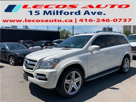 2012 Mercedes-Benz GL-Class Base (Stk: 778873) in Toronto - Image 1 of 12