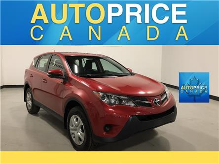 2014 Toyota RAV4 LE (Stk: DD1) in Mississauga - Image 1 of 24