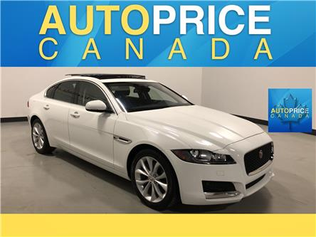 2017 Jaguar XF 20d (Stk: W0961) in Mississauga - Image 1 of 25
