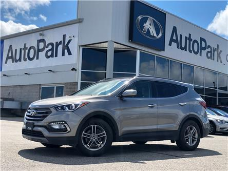 2018 Hyundai Santa Fe Sport 2.4 Luxury (Stk: 18-69290RJB) in Barrie - Image 1 of 31