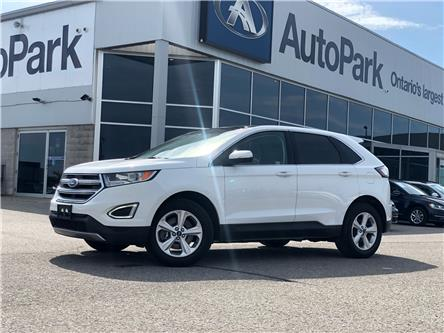 2018 Ford Edge SEL (Stk: 18-21681MB) in Barrie - Image 1 of 28