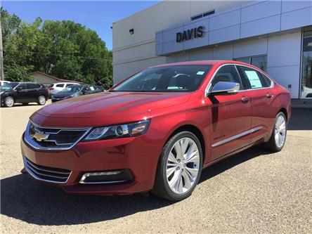 2020 Chevrolet Impala Premier (Stk: 214994) in Brooks - Image 1 of 20