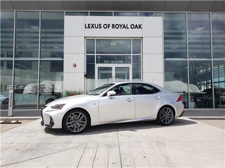 2020 Lexus IS 350 Base (Stk: L20377) in Calgary - Image 1 of 10