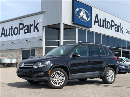 2016 Volkswagen Tiguan  (Stk: 16-46092MB) in Barrie - Image 1 of 27