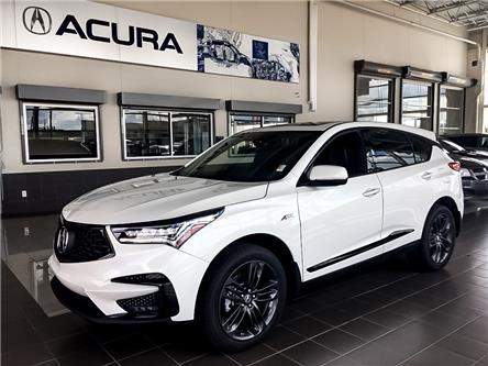 2020 Acura RDX A-Spec (Stk: 50131) in Saskatoon - Image 1 of 22