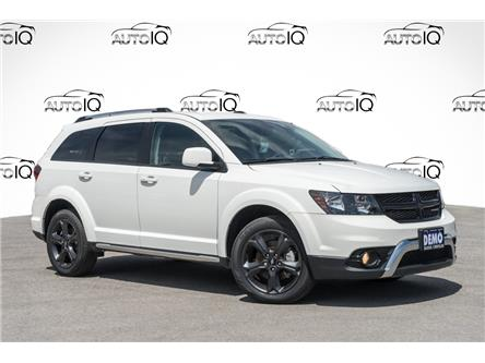 2019 Dodge Journey Crossroad (Stk: 32896D) in Barrie - Image 1 of 27
