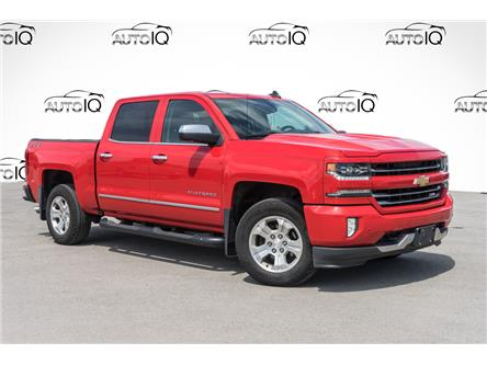 2018 Chevrolet Silverado 1500 LTZ (Stk: 27580UX) in Barrie - Image 1 of 27