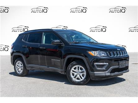 2018 Jeep Compass Sport (Stk: 27511UX) in Barrie - Image 1 of 25