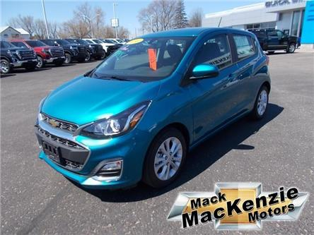 2019 Chevrolet Spark 1LT CVT (Stk: 28455) in Renfrew - Image 1 of 10