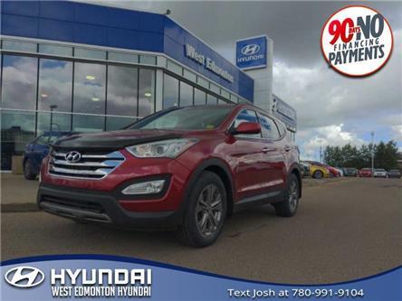 2014 Hyundai Santa Fe Sport 2.0T Premium (Stk: 7447A) in Edmonton - Image 1 of 20