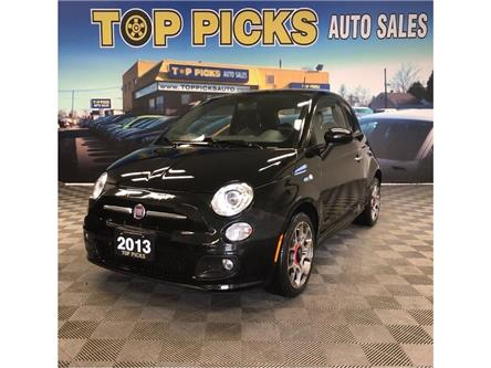 2013 Fiat 500 Sport (Stk: 542584) in NORTH BAY - Image 1 of 24
