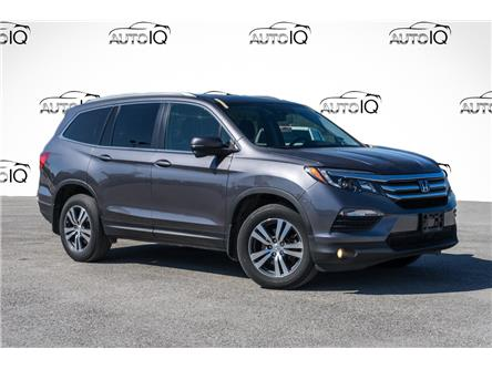 2017 Honda Pilot EX (Stk: 27502U) in Barrie - Image 1 of 27