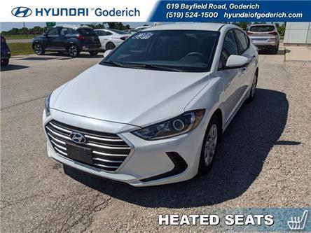 2017 Hyundai Elantra LE (Stk: 95046) in Goderich - Image 1 of 16