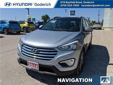 2014 Hyundai Santa Fe XL Limited (Stk: 20165A) in Goderich - Image 1 of 20