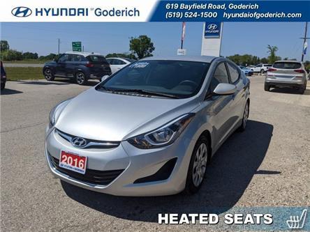 2016 Hyundai Elantra GL (Stk: 20283A) in Goderich - Image 1 of 16