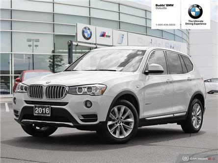 2016 BMW X3 xDrive28d (Stk: DB6018) in Oakville - Image 1 of 28