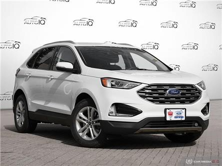 2019 Ford Edge SEL (Stk: 6580R) in Barrie - Image 1 of 27