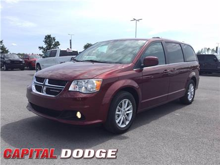 2020 Dodge Grand Caravan Premium Plus (Stk: L00527) in Kanata - Image 1 of 24