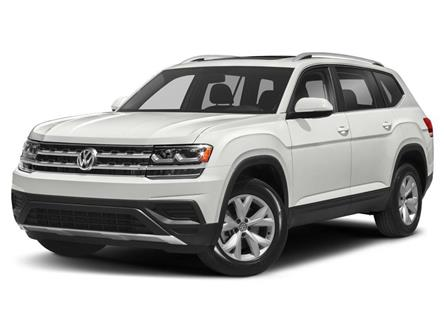 2019 Volkswagen Atlas 3.6 FSI Highline (Stk: KA569300) in Vancouver - Image 1 of 9