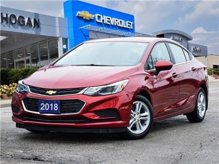 2018 Chevrolet Cruze LT Auto (Stk: A122876) in Scarborough - Image 1 of 27