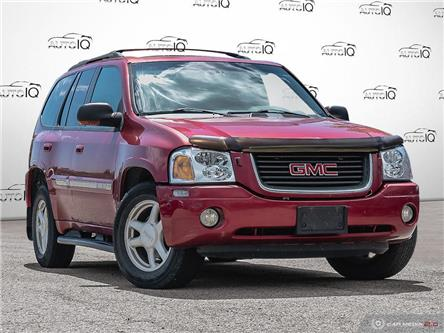 2002 GMC Envoy SLE (Stk: 0D042A) in Oakville - Image 1 of 10