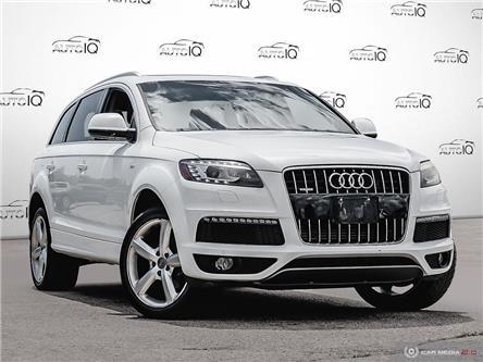 2012 Audi Q7 3.0 Premium (Stk: 0A030A) in Oakville - Image 1 of 10
