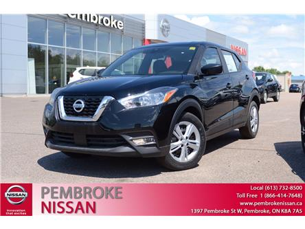 2020 Nissan Kicks S (Stk: 20135) in Pembroke - Image 1 of 23