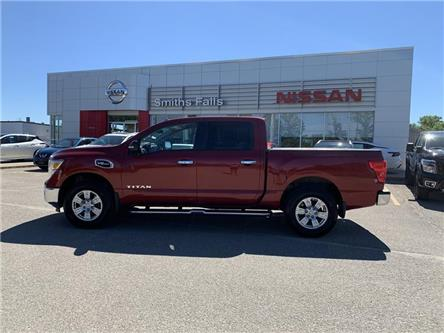 2017 Nissan Titan SV (Stk: P2074) in Smiths Falls - Image 1 of 12