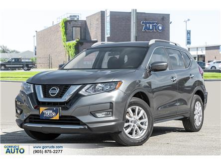 2018 Nissan Rogue SV (Stk: 777490) in Milton - Image 1 of 18