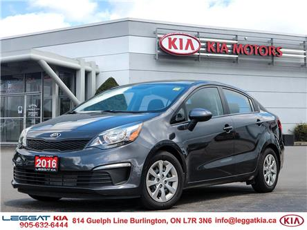 2016 Kia Rio  (Stk: 2478) in Burlington - Image 1 of 30