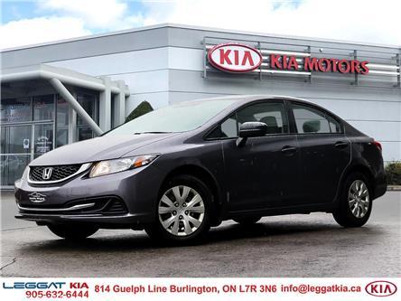 2015 Honda Civic DX (Stk: 2511) in Burlington - Image 1 of 21