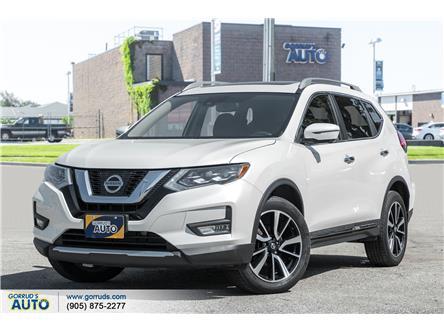 2017 Nissan Rogue SL Platinum (Stk: 838309) in Milton - Image 1 of 20