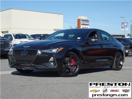 2019 Genesis G70 3.3T Sport (Stk: X30161) in Langley City - Image 1 of 30