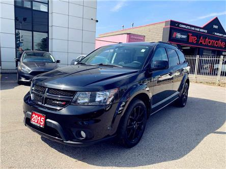 2015 Dodge Journey SXT (Stk: 8223A) in North York - Image 1 of 30