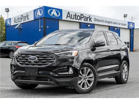 2019 Ford Edge Titanium (Stk: 19-28743R) in Georgetown - Image 1 of 21