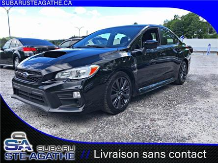 2018 Subaru WRX Base (Stk: A3166) in Sainte-Agathe-des-Monts - Image 1 of 19