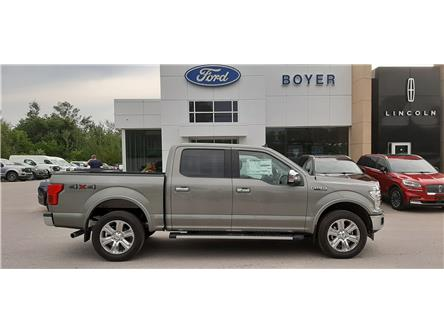 2020 Ford F-150 Lariat (Stk: F2123) in Bobcaygeon - Image 1 of 24