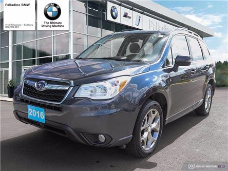 2016 Subaru Forester 2.5i Limited Package (Stk: U0179) in Sudbury - Image 1 of 26