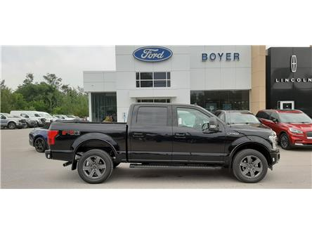 2020 Ford F-150 Lariat (Stk: F2125) in Bobcaygeon - Image 1 of 23