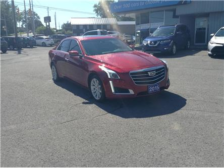 2015 Cadillac CTS 3.6L Luxury (Stk: 200670) in North Bay - Image 1 of 19