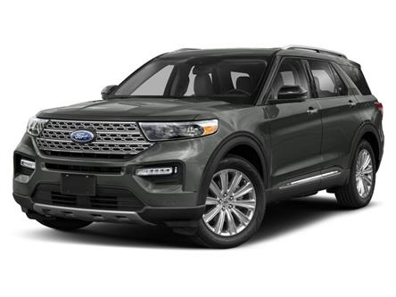 2020 Ford Explorer XLT (Stk: 206403) in Vancouver - Image 1 of 9