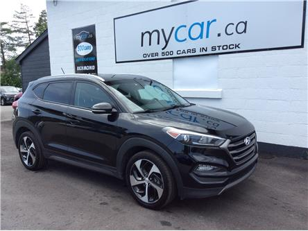 2016 Hyundai Tucson Premium 1.6 (Stk: 200654) in North Bay - Image 1 of 21