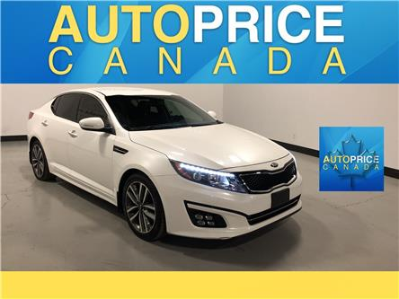 2015 Kia Optima EX (Stk: DD4) in Mississauga - Image 1 of 25