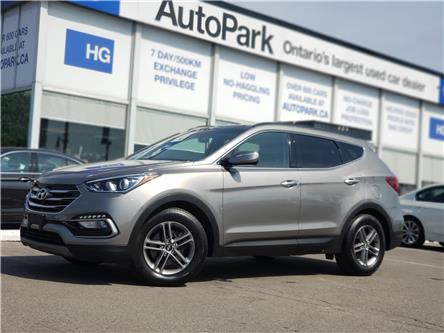 2018 Hyundai Santa Fe Sport 2.4 Luxury (Stk: 18-46518) in Brampton - Image 1 of 24